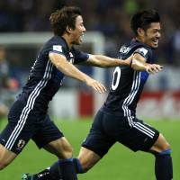 Birthday boy Yamaguchi lifts Japan with dramatic late goal against Iraq