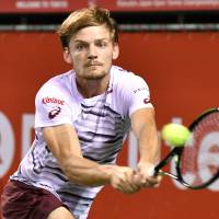 Goffin, Kyrgios roll into Japan Open final