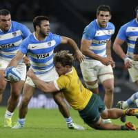 Rugby chief fears Olympics leaving 2019 World Cup in shade