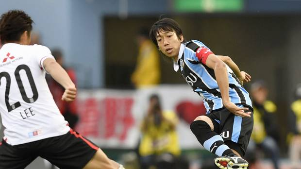 Stress-free Nakamura eyes title for Frontale