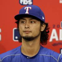 Darvish set for first postseason start since 2012