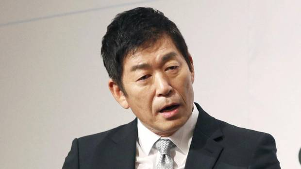 Watanabe elected as president of International Gymnastics Federation