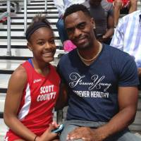 Olympic sprinter Tyson Gay's daughter found fatally shot in Kentucky