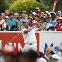 Matsuyama settles for second at CIMB Classic