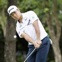 Matsuyama cracks into world top 10 rankings