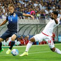 Japan forward Keisuke Honda has played just 19 minutes for AC Milan in Italy's Serie A in seven games so far this season. | REUTERS