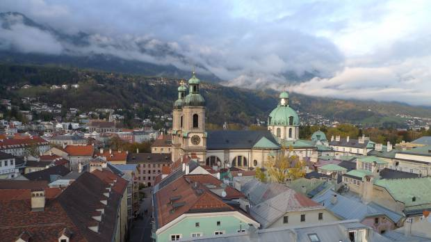 IOC exec implies Innsbruck 2026 bid may be favorite