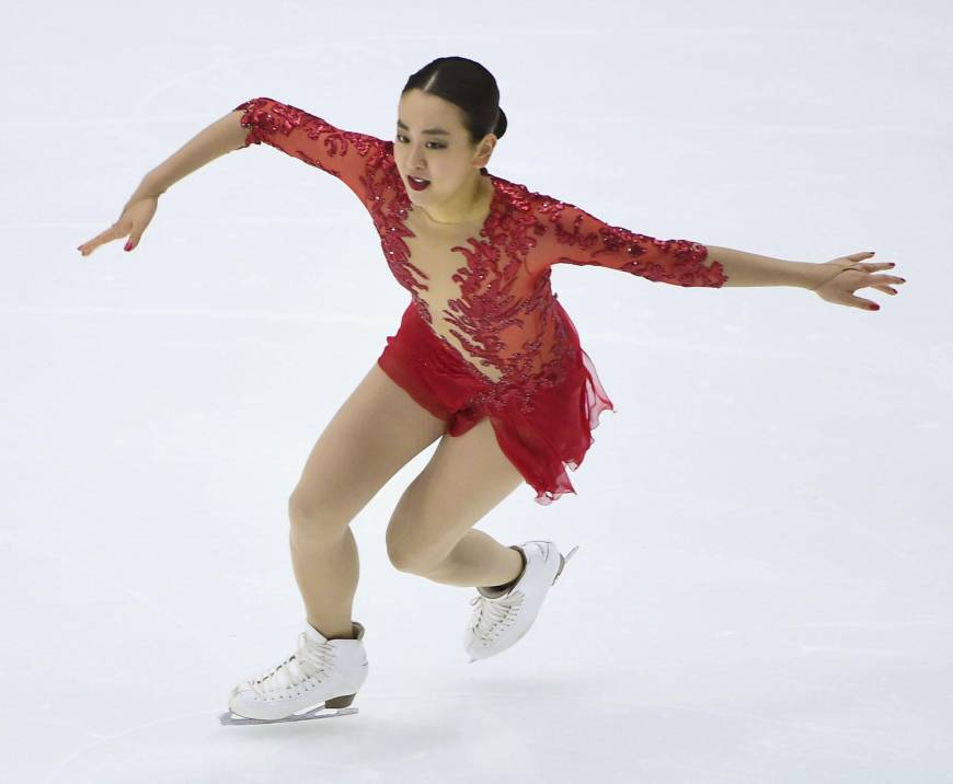 Has Mao come to end of line with triple axel?