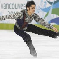 A website has taken a look back at Daisuke Takahashi's career in an interesting retrospective. The 2010 world champion and Olympic bronze medalist, seen here at the Vancouver Games, retired in 2014. | AP