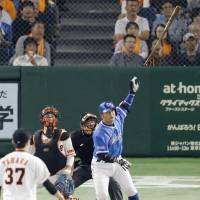 Unlikely hero Minei sends BayStars to final stage of CL Climax Series
