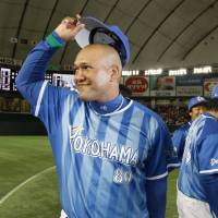 Yokohama BayStars manager Alex Ramirez has piloted the team into the final stage of the Central League playoffs in just his first season at the helm. | KYODO