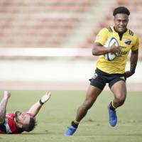 Matsushima try sparks Sungoliath to victory