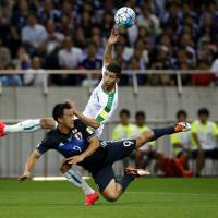 Okazaki declares himself fit to face Australia