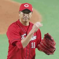 Carp legend Kuroda takes potential curtain call in stride