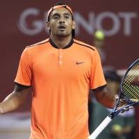 Kyrgios to seek psychological help after ban threat