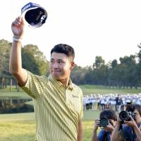 Matsuyama captures Japan Open title for first time