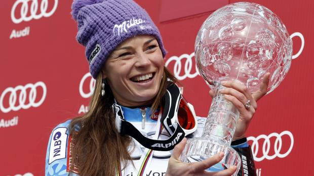 Skiing star Maze decides to retire