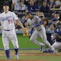 Cubs beat Dodgers again, now win from World Series