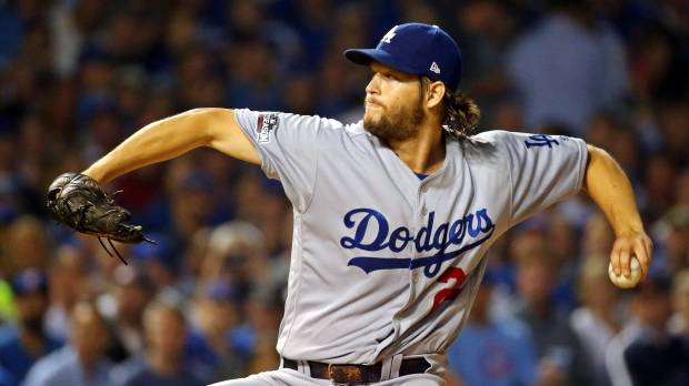 Dodgers turn to Kershaw to try and force a Game 7