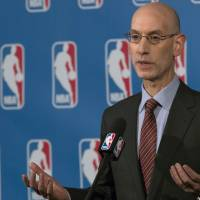 Silver says NBA labor deal progressing toward finish