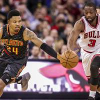 Bulls hope to contend despite huge roster overhaul