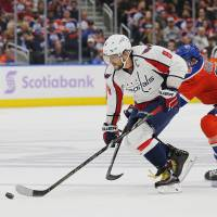 Surprising Oilers beat Capitals for fourth straight victory