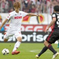Osako helps Cologne climb to second