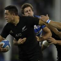 All Blacks too much for Argentina