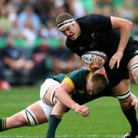 All Blacks deliver clinic in rout of Springboks