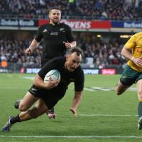 All Blacks set mark in win