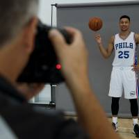 Sixers rookie Simmons expected to need surgery on right foot