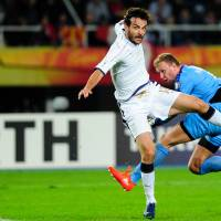 Immobile rescues Italy with injury-time winner