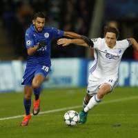 Leicester moves closer to knockout round with win over Copenhagen