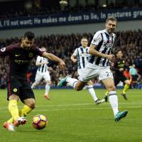City ends winless run at West Brom