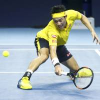 Nishikori loses to Cilic in straight sets in Swiss Indoors final