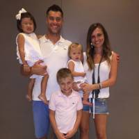 Veteran pitcher Standridge's life, family enriched by adopted Japanese daughter