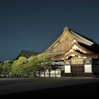 Nijo Castle, a UNESCO World Heritage site and one of the venues for a cultural event for the World Forum on Sport and Culture. | AGENCY OF CULTURAL AFFAIRS