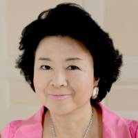 Sawako Takeuchi, a former president of the Japan Cultural Institute, Paris, and currently serving as an advisor to the Ministry of Education, Culture, Sports, Science and Technology