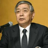 Kuroda turns cautiously optimistic about inflation target