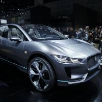 Jaguar Land Rover wants to make electric cars in Brexit U.K.