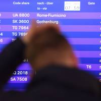 Lufthansa pilots plan to strike again Tuesday, Wednesday over pay gripe