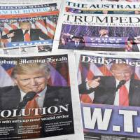 Media soul-search 'epic fall' after hitting Trump, giving him free air time, getting 'tweetstorms' back