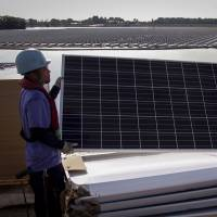 Sun setting on Japan's solar energy boom