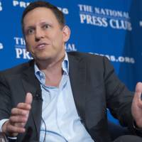 Trump movement to change GOP here to stay, win or lose, tech billionaire Thiel says