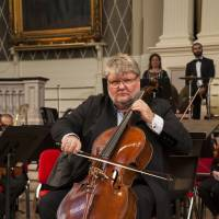 In collaboration: Russian musician Dmitry Yablonsky will lead the Jerusalem Symphony Orchestra during an upcoming Japan tour. He will serve as both conductor and solo cellist. | THE JERUSALEM SYMPHONY ORCHESTRA