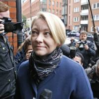 Prosecutors grill Assange at Ecuadorean Embassy in London over sex crime allegations