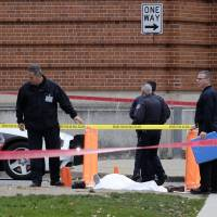 Terrorism suspected in Ohio State campus vehicular, stabbing attack