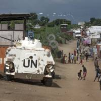 Arms-flush South Sudan faces 'mass atrocities' risk peacekeepers can't prevent: Ban