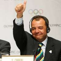 Former Rio governor arrested in Olympic corruption probe