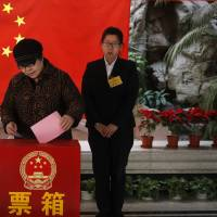 China harasses independent candidates for low-level offices